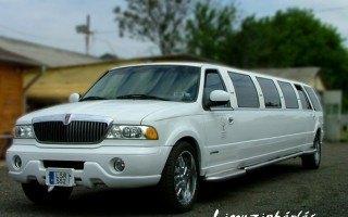 Lincoln navigator limo kép