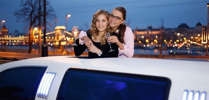 Városnézés limuzinnal Budapesten