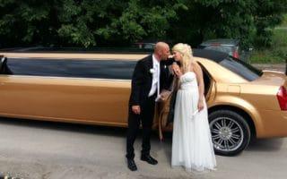 limuzin esküvő Dunakeszi